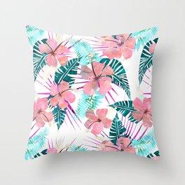LaniKai {E} Throw Pillow