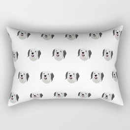 Paul Anka Rectangular Pillow