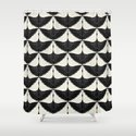 CRANE DESIGN - pattern - Black and White by dbbart
