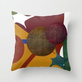 COSMOS 2 Throw Pillow