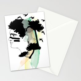 Lost Boy Watercolor Stationery Cards