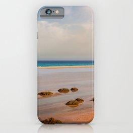 La Playa De Sotavento (Fuerteventura) iPhone Case