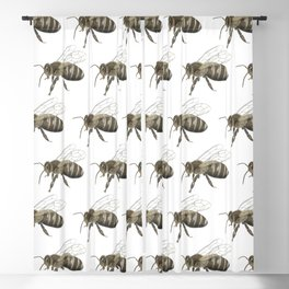 Bee Blackout Curtain
