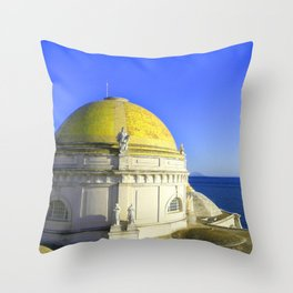 Cadiz Dome Throw Pillow