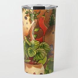 Plant-minded Travel Mug