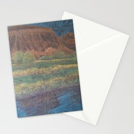 Mt. Garfield and Reflection Stationery Cards
