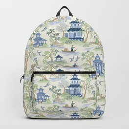 Chinoiserie Backpack