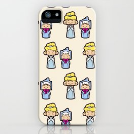 Bippity Boppity Boo iPhone Case