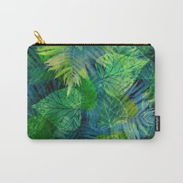 Forest Flora 8 Carry-All Pouch