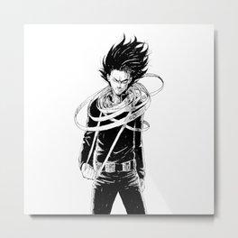 Aizawa Shouta V.1 Metal Print