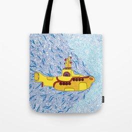 My Yellow Submarine Tote Bag