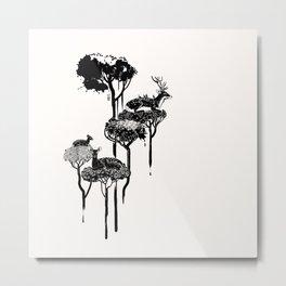 Deer to Dream Metal Print