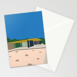 Ludwig Mies van der Rohe Barcelona-Pavillon Stationery Cards