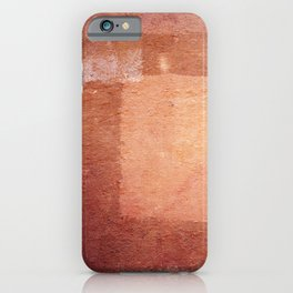 Morrocan colors - Abstract iPhone Case