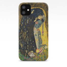The Kiss -- Like Starlight iPhone Case