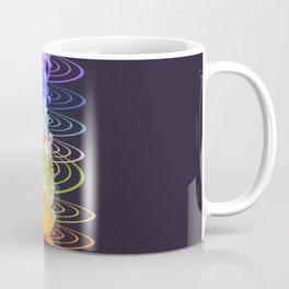 Chakra Flowers Coffee Mug