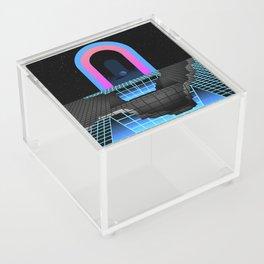 DÉTRUIT 1984 Acrylic Box