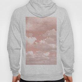 Clouds in a Peach Sky Hoody