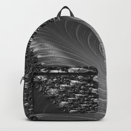 Grey Scale Backpack