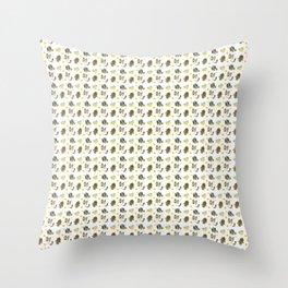 Jewish Pattern Throw Pillow