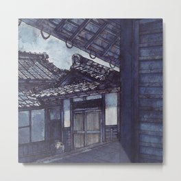 Pearls of Kyoto #2 Metal Print