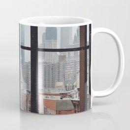 New York City Window Kaffeebecher