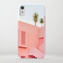 Muralla Roja 1 iPhone Case
