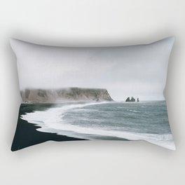 Coast / Iceland Rectangular Pillow