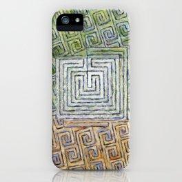 Síocháin (Peace) iPhone Case