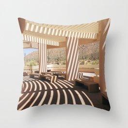 Saguaro National Park - Arizona Throw Pillow