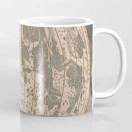 Antique Moon Coffee Mug