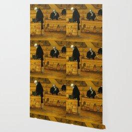 THE GARDEN OF DEATH - HUGO SIMBERG Wallpaper