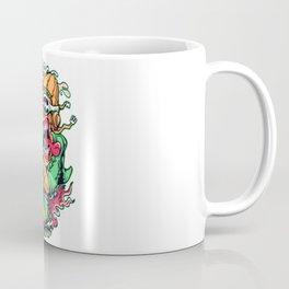 GREEN - Scooter Coffee Mug