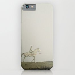 Kentucky Riders iPhone Case