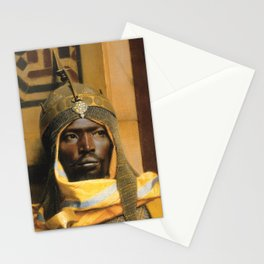 Ludwig Deutsch, The palace guard Stationery Cards