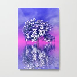just a fancy tree -2- Metal Print