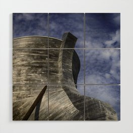 The Ark Wood Wall Art