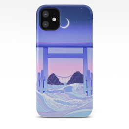 Floating World iPhone Case