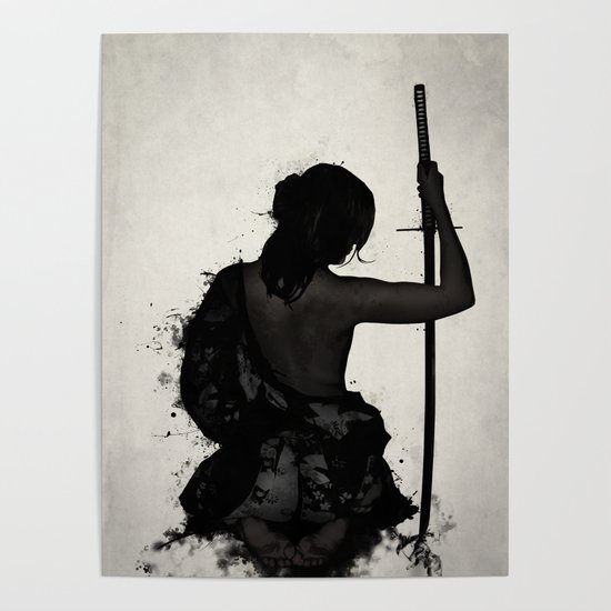 Female Samurai - Onna Bugeisha by nicklasgustafsson