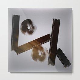 Abstractart 65 Metal Print