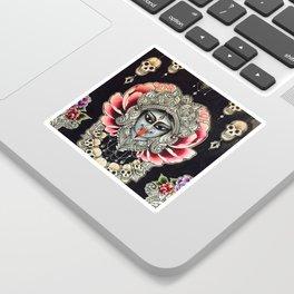 Hindu - Kali 9 Sticker