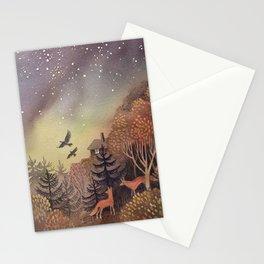 North Sky Stationery Cards