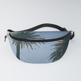 Los Angeles California Palm Tree Dream Fanny Pack