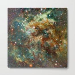 Part of the Tarantula Nebula Metal Print