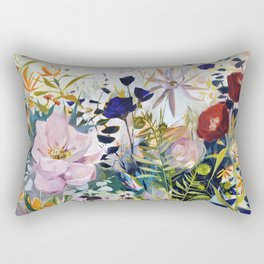 For The Beauty of the Earth Rectangular Pillow
