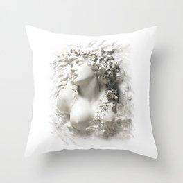 Vivid Retro - Ophelia Throw Pillow