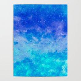 Sweet Blue Dreams Poster