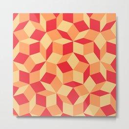 Penrose tiling II Metal Print