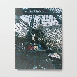 Tobermory Bay Metal Print