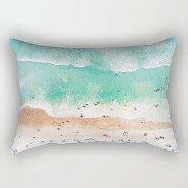 Beach Mood Rectangular Pillow